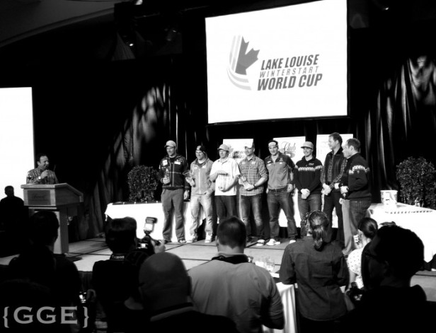 Lake Louise WC Public BIB draw