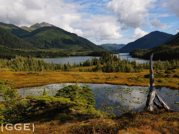 Hiking Chugach National Forest