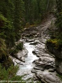 Maligne Canyon Hike Jasper