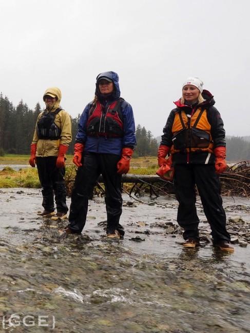Cedar Bay Salmon Hunting