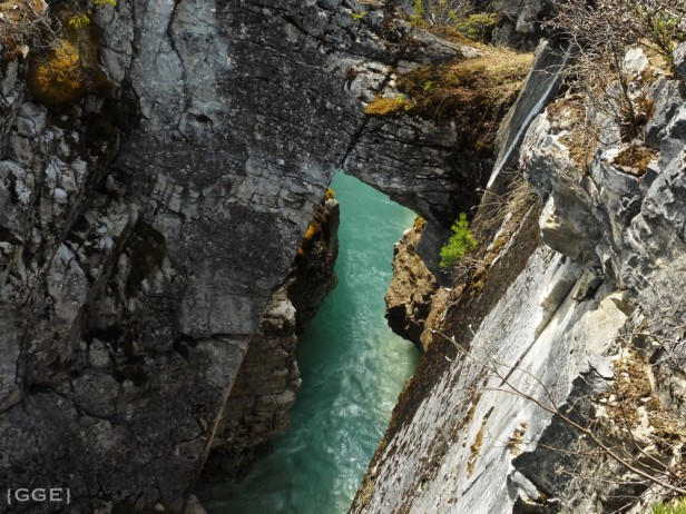 Marble Canyon Kootenay National Park