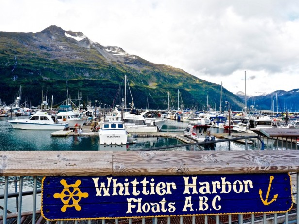 Whittier Harbour