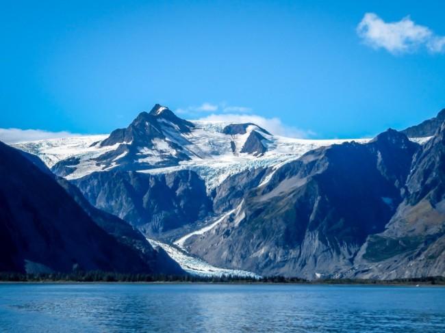 Glacier Seward Alaska