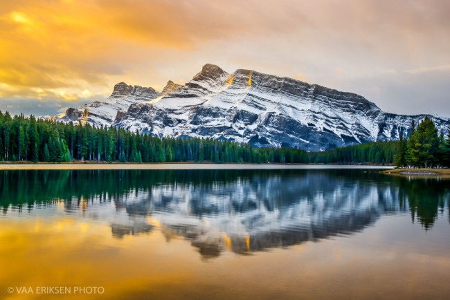 Mt Rundle Banff National Park