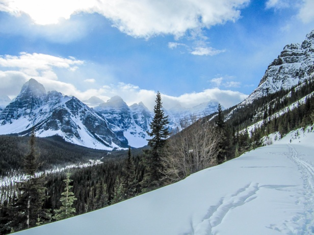 Lake Louise Cross-country skiing