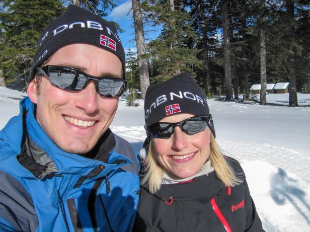 Lake Louise Cross-country skiing