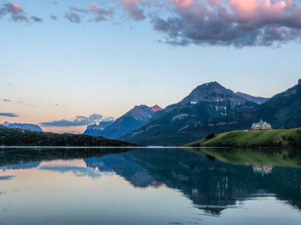 Summer in Waterton Lakes National Park