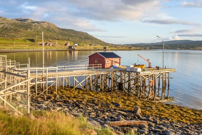 Veien til Havøysund