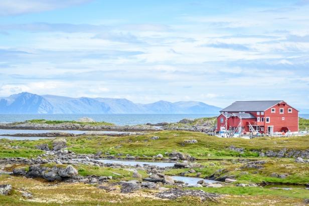fiskevær på ingøya