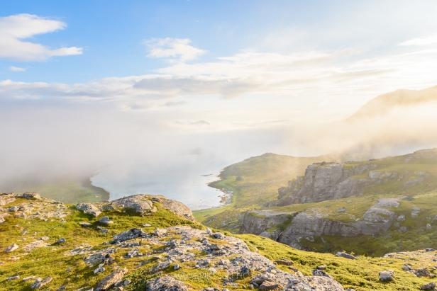 Norske turistveier Finnmark