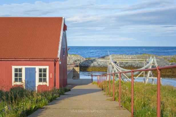 Finnmark Slettnes Fyr